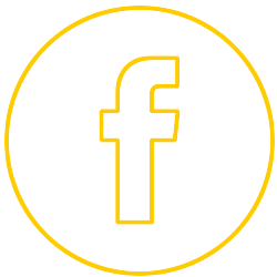fabebook logo yellow and transparent